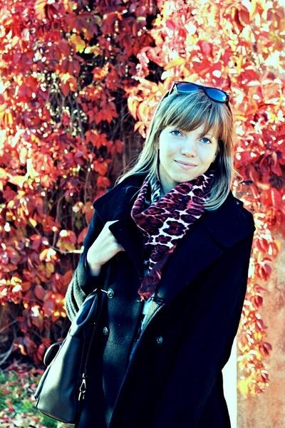 Анастасия Иваненко, 4 апреля 1991, Санкт-Петербург, id552556