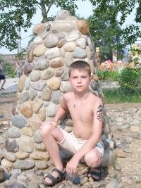 Данил Чернов, 7 августа 1995, Новосибирск, id179660371