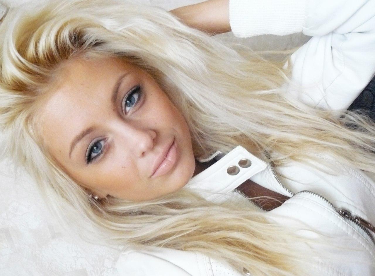 Фото красивых девушек в контакте блондинки 10 фотография