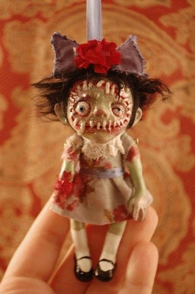 Самые страшные куклы в мире.