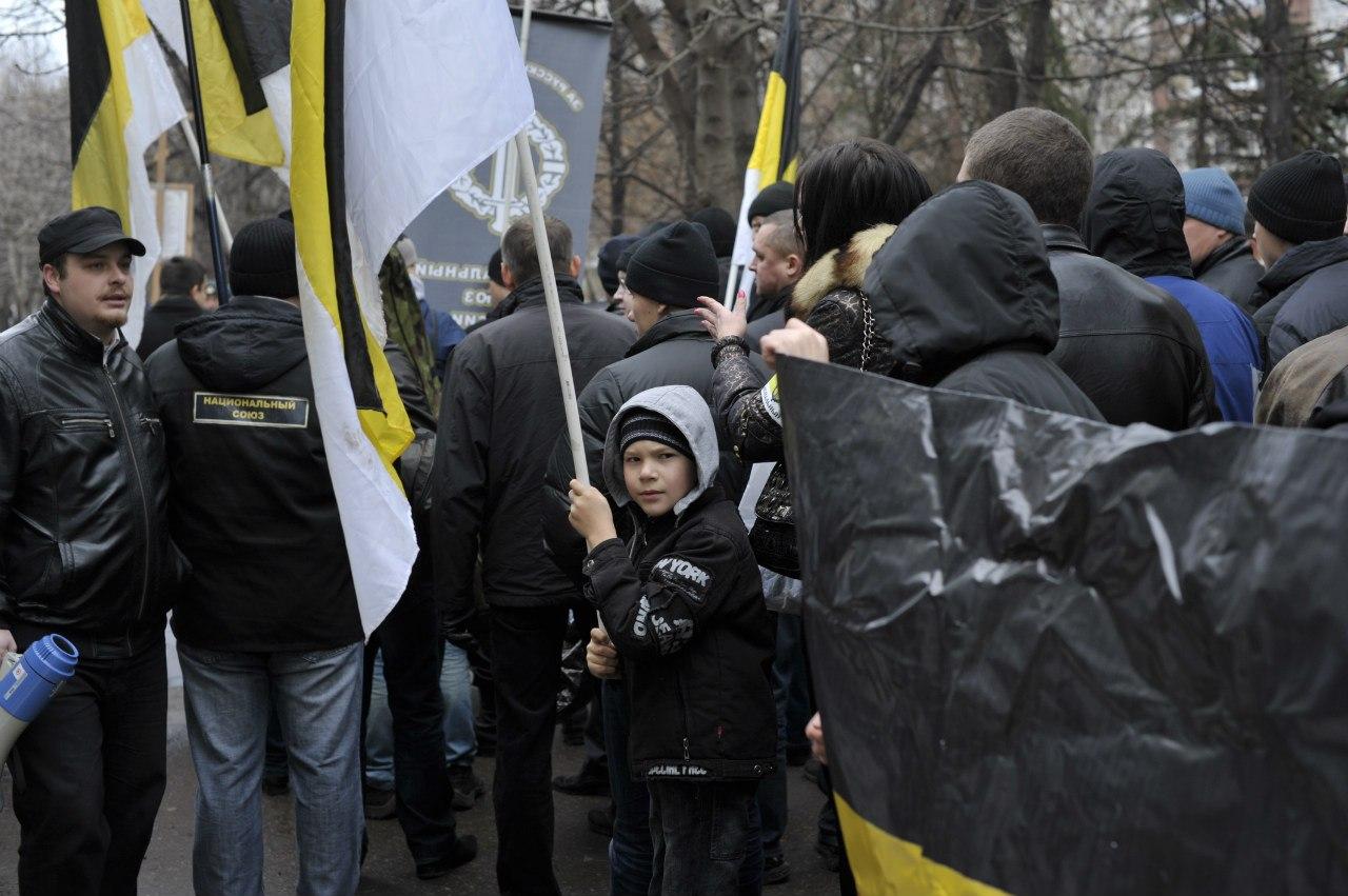 О прошедшем Русском марше в Ульяновске 4 ноября 2012