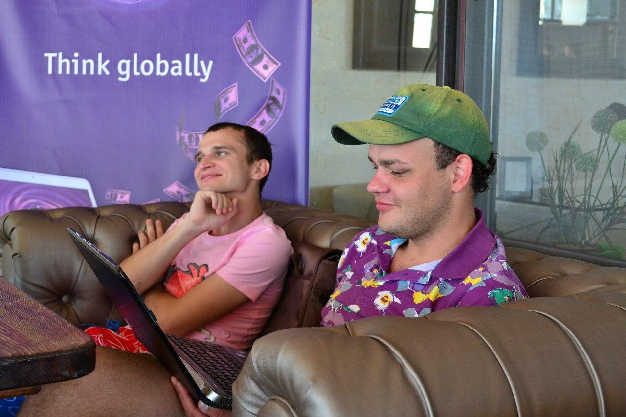 Webmasters Crimea Party 2012 - Спасибо что живой