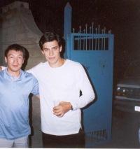 Бек Бек, 6 января 1997, Екатеринбург, id174960891