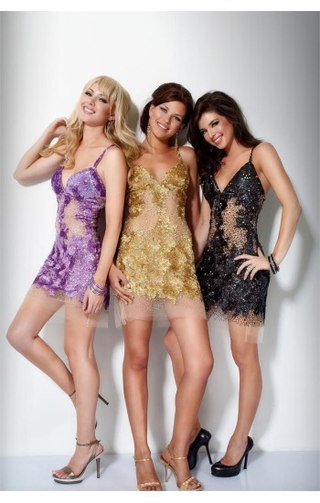 Какое платье одеть