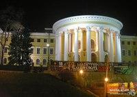 Октябрьский дворец, также известен как, международный центр культуры и искусств.  Здание считается настоящим шедевром...