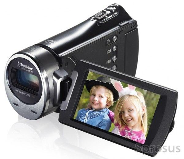 Продам Samsung HD (HMX-H405)