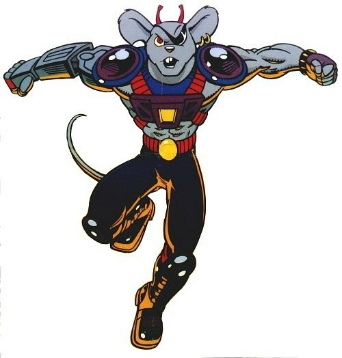 Biker mice from mars mace