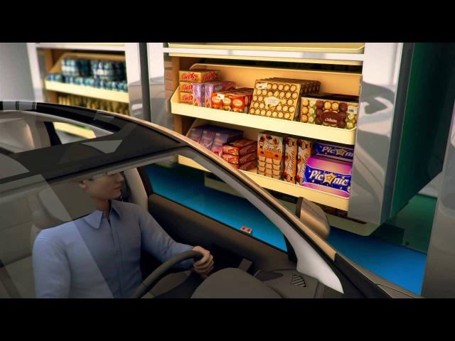 Dahir Insaat: Drive Market (in Russian) Full