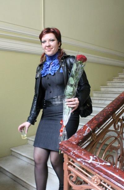 Наталья Зелинская, 13 августа 1987, Санкт-Петербург, id192309415