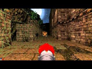 Поиграем в Doom2 wad - ROCH (Часть 3) Замок боли и пота