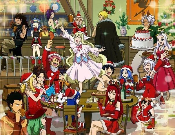 Cветлые Гильдий Fairy Tail - 4ibi ru - мобильный аниме