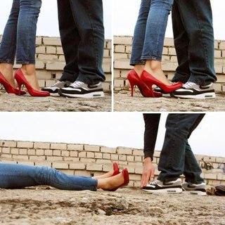 Обувь к шифоновому платью