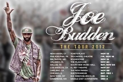 Joe Budden называет даты проведения своего тура под названием Второе первое впечатление