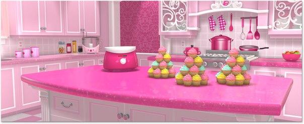 барби дом мечты домик для кукол