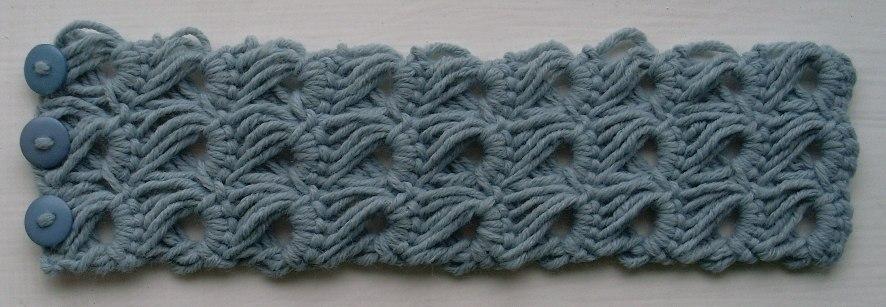 绳带的钩编方法 - 柳芯飘雪 - 柳芯飘雪的博客