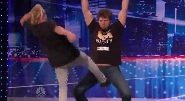 America's Got Talent - Конь-ЖелезныеКокосы