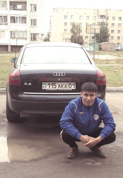 Saparbekov Didar, 7 июля 1993, id222929809
