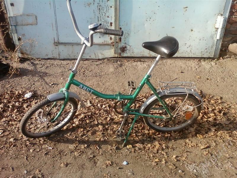 Тюнинг велосипеда аист своими руками 94