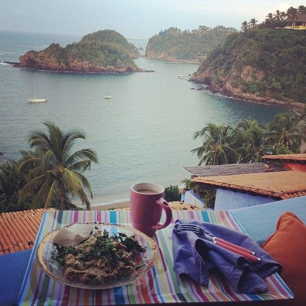 Завтраки от Алены Водонаевой.