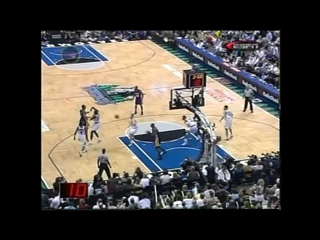 2004 NBA Playoffs Los Angeles Lakers @ Minnesota Timberwolves Game 5 (Cantonese)