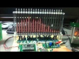 Nixie-tube IN-13 MP3 Player & Music Visualizer Ver.2 Introduction By Zi-Zi-