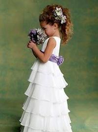 Платья детские бальные купить