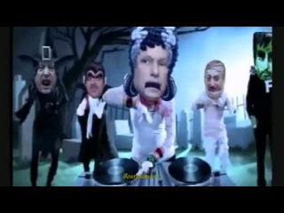 LEVON TERPETROSYAN & AZERI PRESIDENT ALIEV SINGING & DANCING