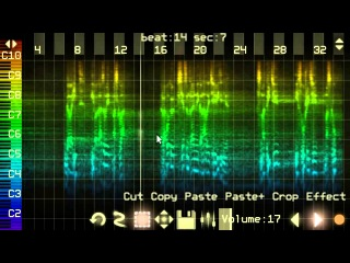 Virtual ANS: Из звука в картинку и обратно