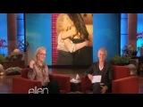 Meryl Streep on Ellen DeGeners