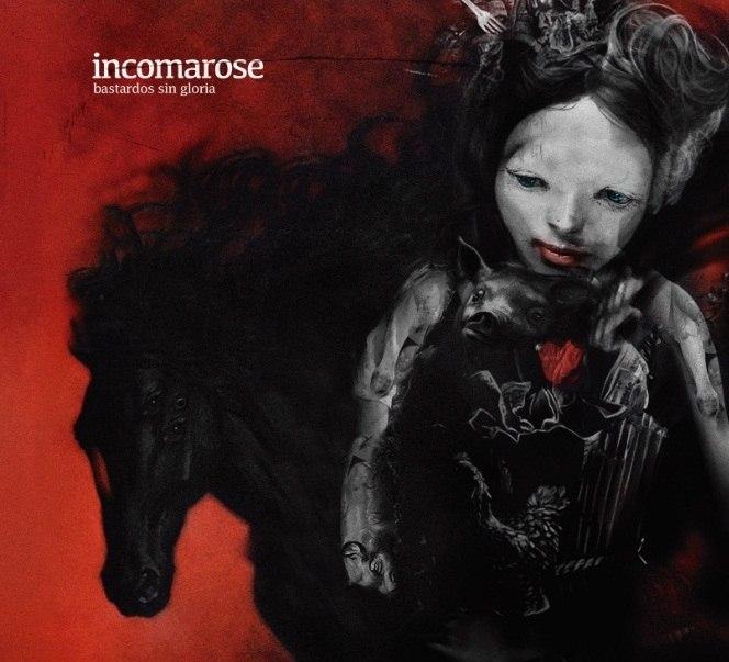 In Coma Rose - Bastardos Sin Gloria [EP] (2012)