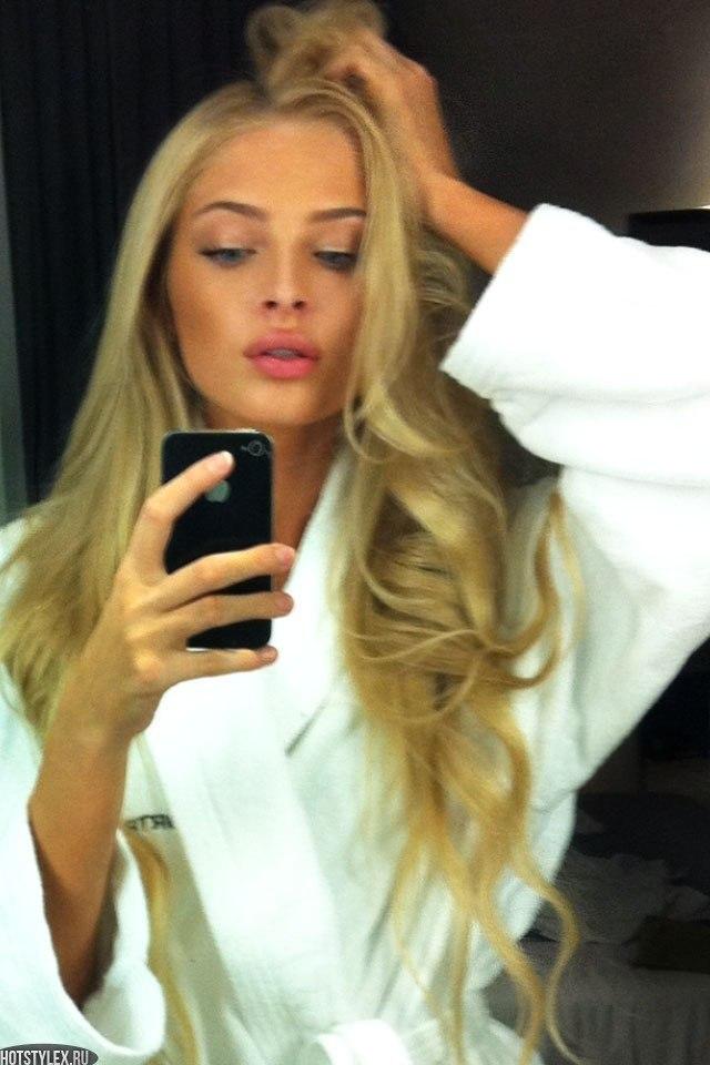 блондинки в жизни фото