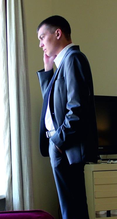 Юрий Дегтярев, 13 мая 1990, Санкт-Петербург, id6929366