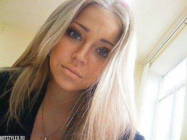 фотки девушек блондинок на аву: