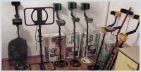 Приборы и снаряжение для поиска кладов и драгоценностей.  АКА Кондор 7252М.  Обзор металлоискателей по маркам...