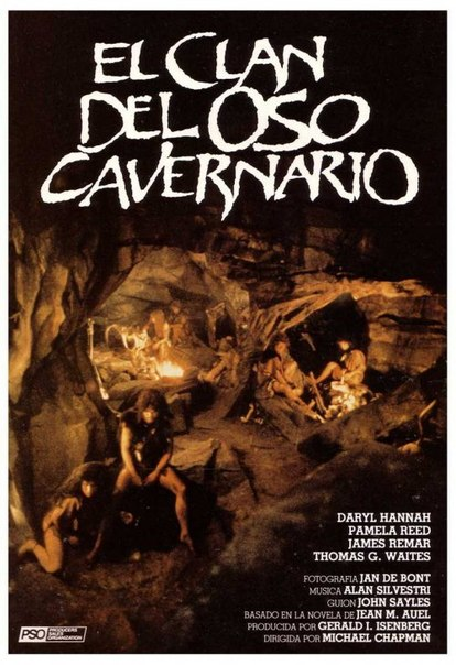 Ver The Clan of the Cave Bear (1985) Online