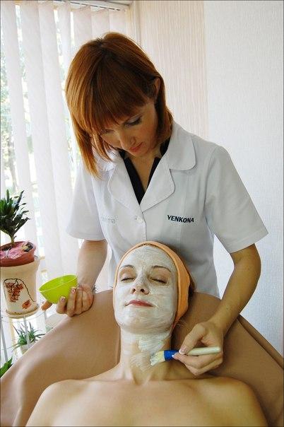 маска для чистки лица с медом и аспирином