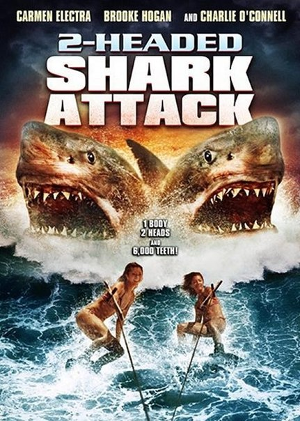 Ver 2-Headed Shark Attack (Two Headed Shark Attack) (2012) Online