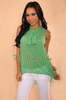 Зеленая Блузка Фото В Уфе