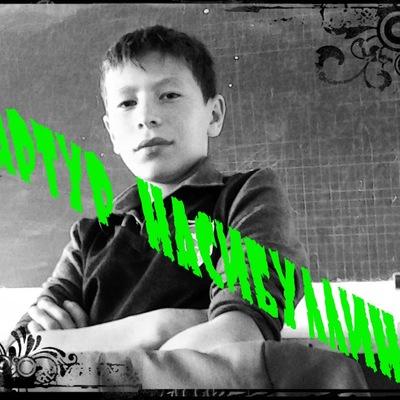 Артур Насибуллин, 20 января 1999, Оренбург, id196886502
