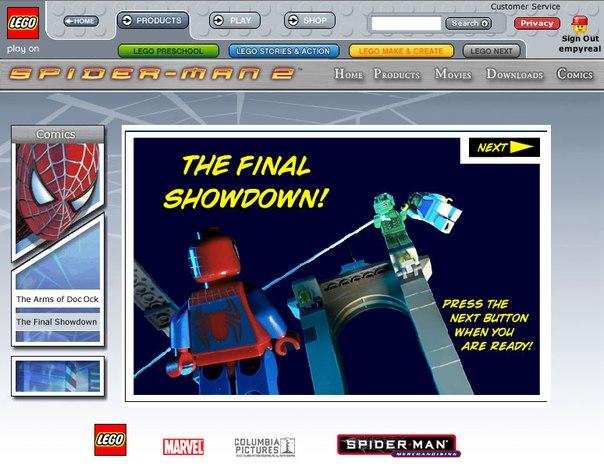 купить наборы лего в интернет магазине