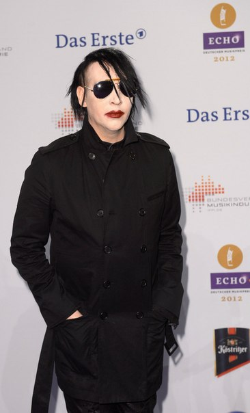 Marilyn Manson - Hotel California - live Californication party (2012)