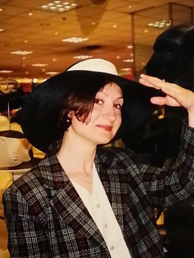 Оксана Ольшевская, 23 июля 1964, Москва, id192069696