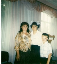 Оля Святецька, 30 января 1976, Ульяновск, id159124495
