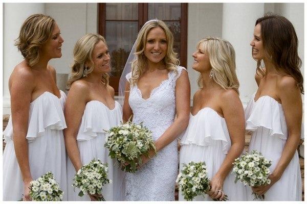 платье на свадьбу для подростка
