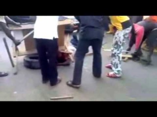 Responce Video to South African Male who was burned for being Homosexual