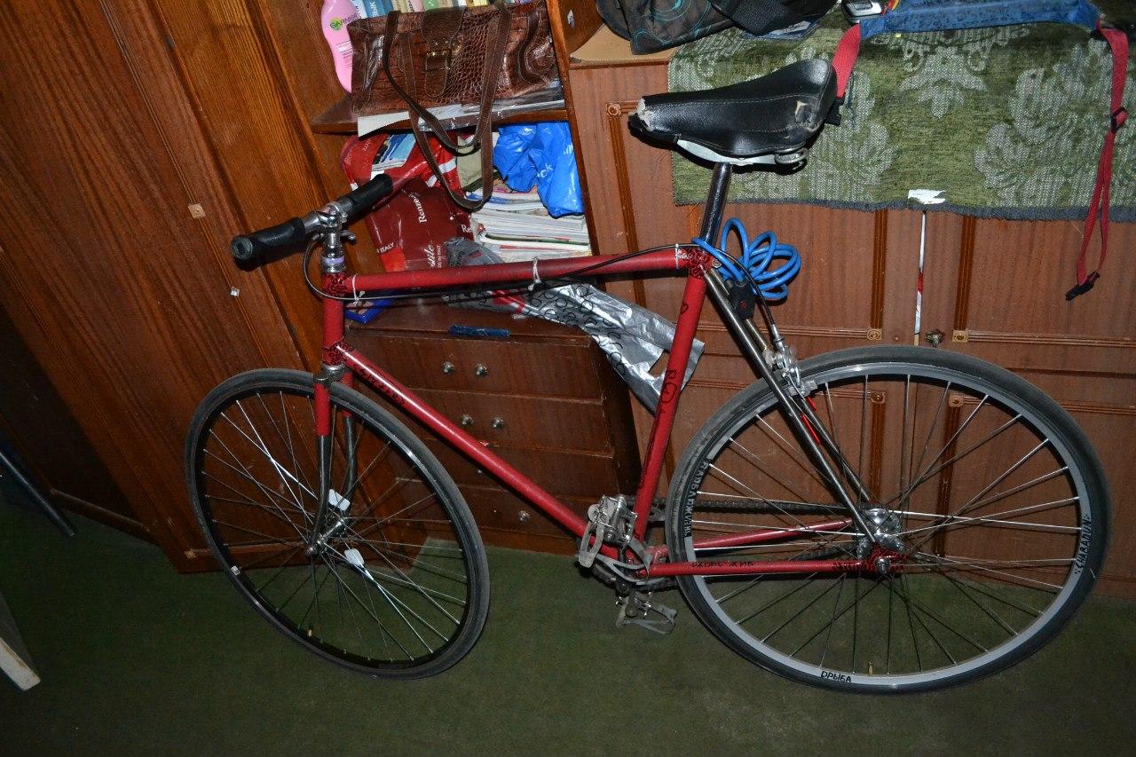 Ремонт велосипеда своими руками это ПРОСТО 86