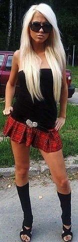 Фото реальных блондинок на аву 46