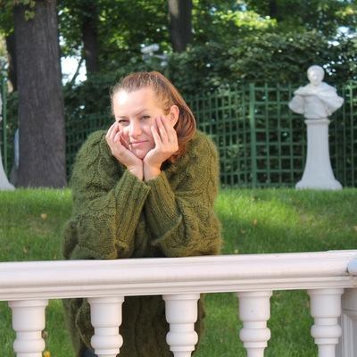 Анна Ковалева, 1 апреля , Санкт-Петербург, id4901929