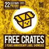 Free Crates Label Showcase in Moscow