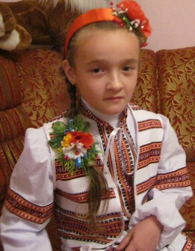 Яночка Волчук, 16 февраля , Москва, id192325664